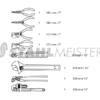 Coffret de pinces STM0072