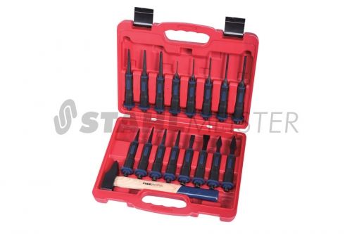 Coffret de 17 outils de frappe